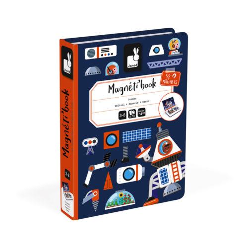 Magnetická kniha Vesmír