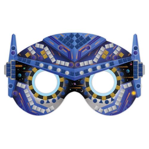 Mozaika Karnevalové masky