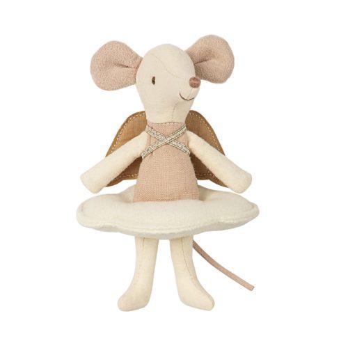 Veľká myška Anjel v knihe