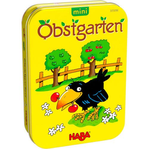 Mini hra Ovocný sad