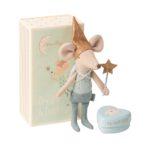 Myška Zúbková víla s krabičkou braček
