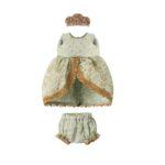 Šaty pre princeznú Maileg ružová