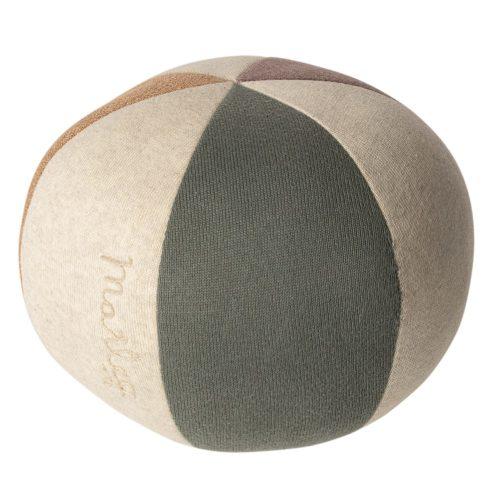 Textilná lopta Maileg zemitá