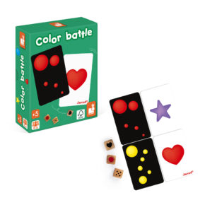 Kartová hra Rýchle farby