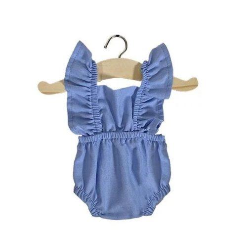 Letný overal Minikane modrá