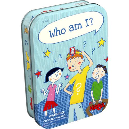 Mini hra Haba Kto som