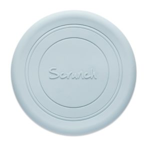 Silikónový lietajúci tanier modrá