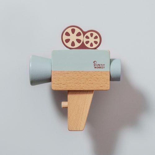 Drevená kamera