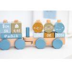 dreveny-personalizovany-vlacik-modra-3-minilove