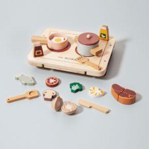 Drevený set Kuchynka