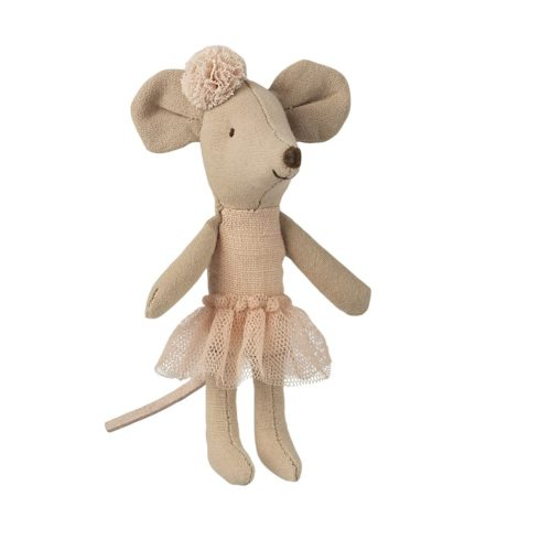 Myška baletka malá sestra