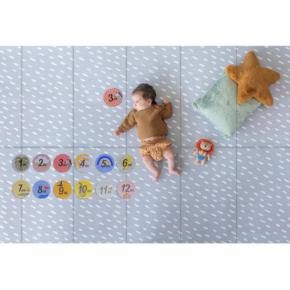 Penová hracia deka Savana