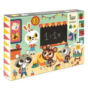Puzzle v škole 24 ks