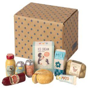 Box s potravinami Maileg