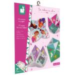 Janod Atelier Origami papierové skladačky Nebo peklo raj