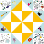Janod Atelier Origami papierové skladačky Nebo peklo raj Mini 7+ 4