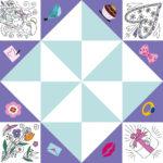 Janod Atelier Origami papierové skladačky Nebo peklo raj Mini 7+ 5