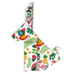 Janod Origami papierové skladačky Zvieratká (4)