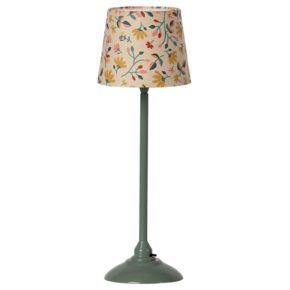 Stojaca lampa Dark mint Maileg