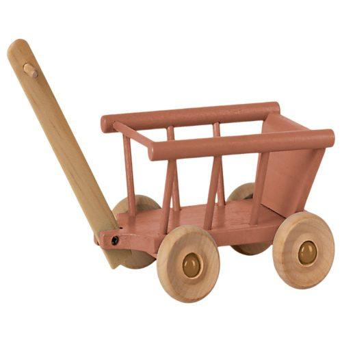 Vozík Maileg ružový