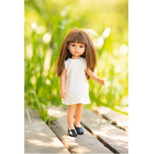 Bábika Carol v šatách Iva