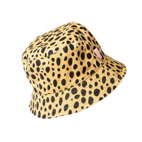 Detský klobúčik Gepard žltá