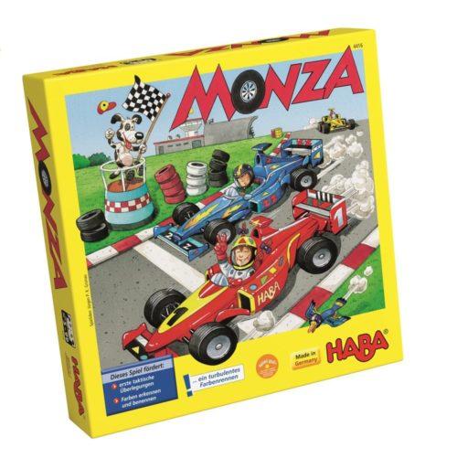 Haba Hra Monza
