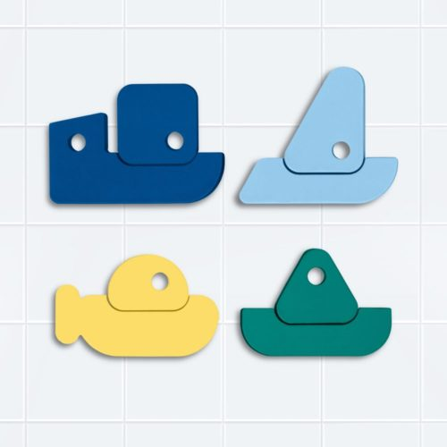 Puzzle do vody loďky