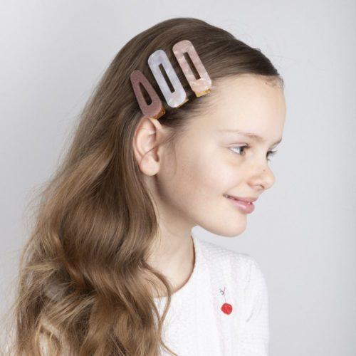 Trblietavé klipy do vlasov