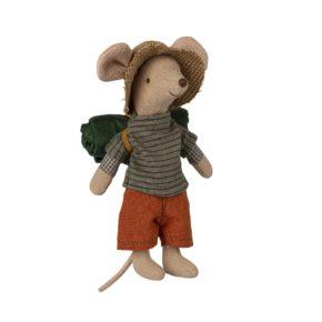 Myšiak turista - veľký brat