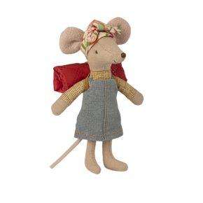 Myška turistka - veľká sestra