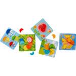Haba Drevená hračka Priraďovanie farieb 1