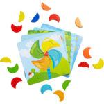 Haba Drevená hračka Priraďovanie farieb 2