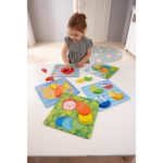 Haba Drevená hračka Priraďovanie farieb 3