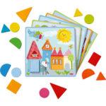 Haba Drevená hračka Tvary a farby 1