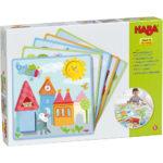 Haba Drevená hračka Tvary a farby
