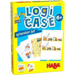 Haba Logická hra - rozšírenie Stavenisko od 6 rokov