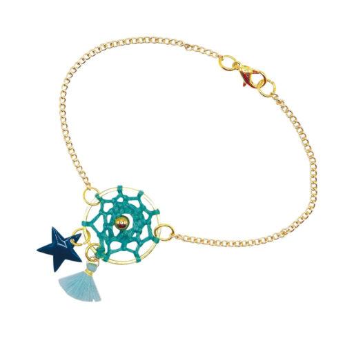 Sada na výrobu šperkov Šperky lapač snov