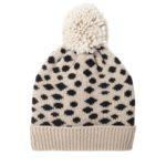 Pletená čiapka Gepard 3-6 rokov