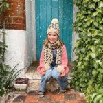 Pletená čiapka Gepard 7-10 rokov