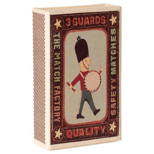Vianočné ozdoby: Strážcovia v krabičke