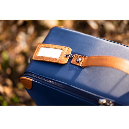 Childhome Detský cestovný kufor modrá