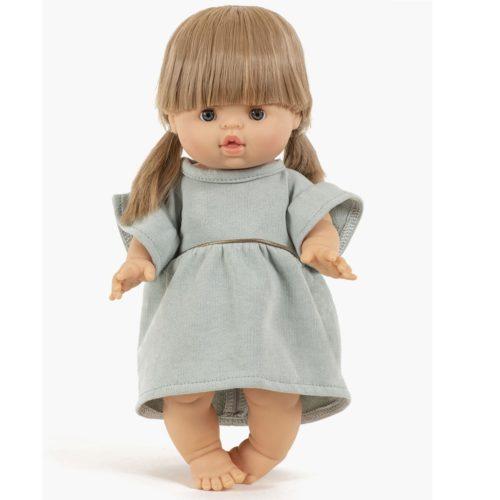 Minikane šaty Daisy mint