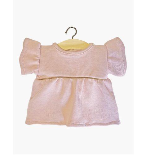Minikane šaty Daisy ružová