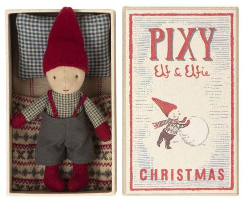 Pixy Elf v krabičke