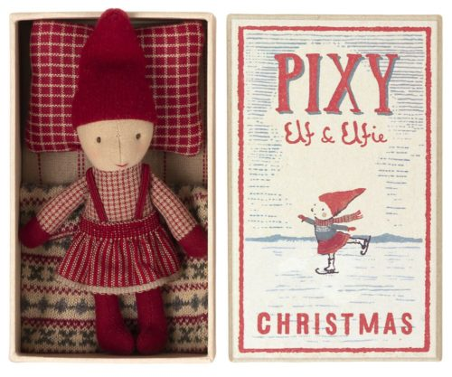 Pixy Elfie v krabičke
