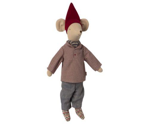 Vianočná myška Medium chlapec