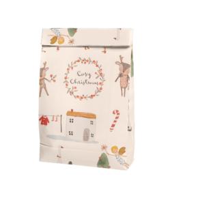 Darčekové vrecko Maileg Vianoce