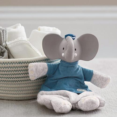 Meiya & Alvin maznáčik a hryzátko sloník Alvin